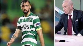 Bruno Fernandes tipped to choose Man Utd transfer over Tottenham for two reasons- transfer news t...
