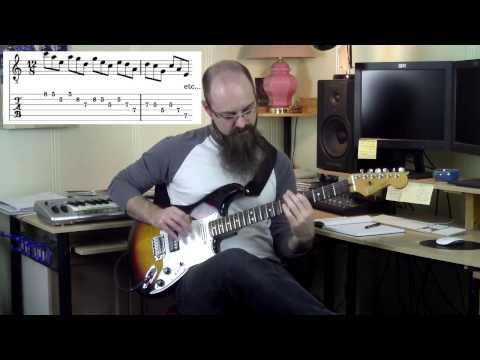 How To Create Endless Original Guitar Licks On The Pentatonic Scale