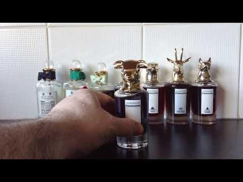 Penhaligon's The Blazing Mr Sam Fragrance Review