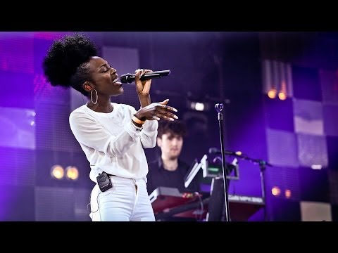 Clean Bandit - Rather Be at Glastonbury 2014