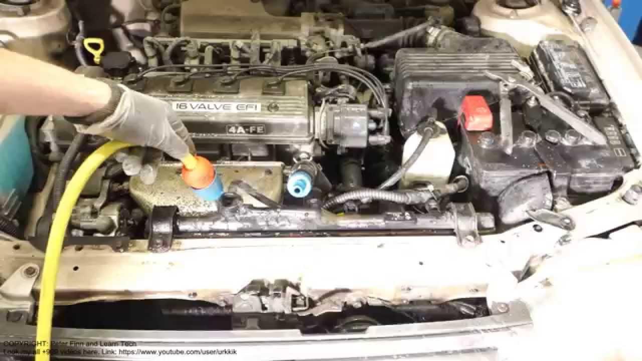 2000 toyotum camry heater blower [ 1280 x 720 Pixel ]