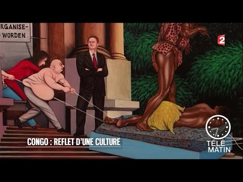 Culture Monde - Congo art works