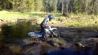 Секс с мотоциклом. Yamaha Serow
