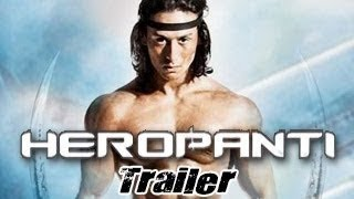 Heropanti Official TRAILER ft Tiger Shroff RELEASES