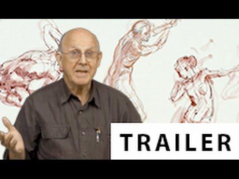 Figure Drawing With Glenn Vilppu | Part 1: Gesture - TRAILER (Ultra HD 4k)