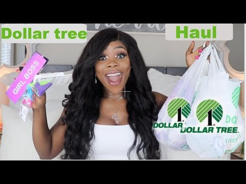Dollar Tree Beauty Products Every Girl Should Know | Dollar tree Haul |