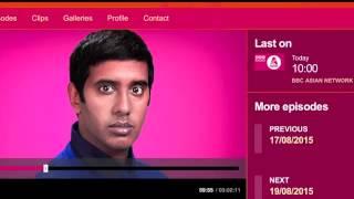 BBC Radio: Nihal Talks to Ahmadi Muslims before Jalsa Salana 2015