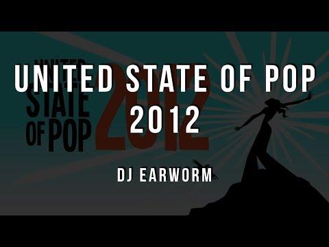 DJ Earworm - United State of Pop 2012 (Shine Brighter) [Lyrics]