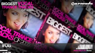 Biggest Vocal Trance Tracks of 2009 - Now Only €5,99!