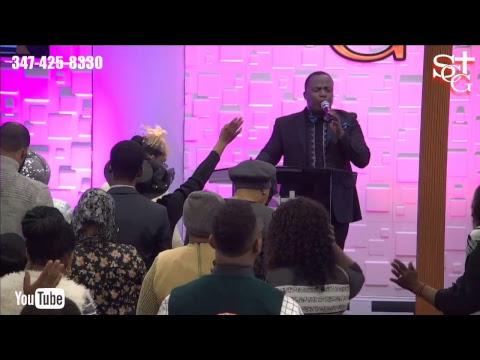 Salvation Church of God | 11:30 a.m Sunday Worship Service 01/20/19| Pastor Renaud Fenelus