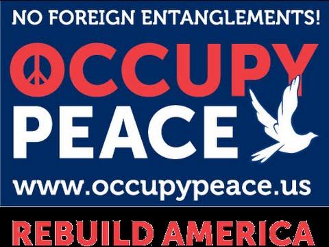 Gerald Celente: Occupy Peace