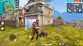 FREE FIRE LIVE HEROIC RANKED GAME PLAY - GAITONDE