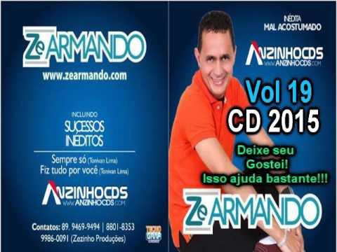 Zé Armando Vol 19 CD 2015 Completo