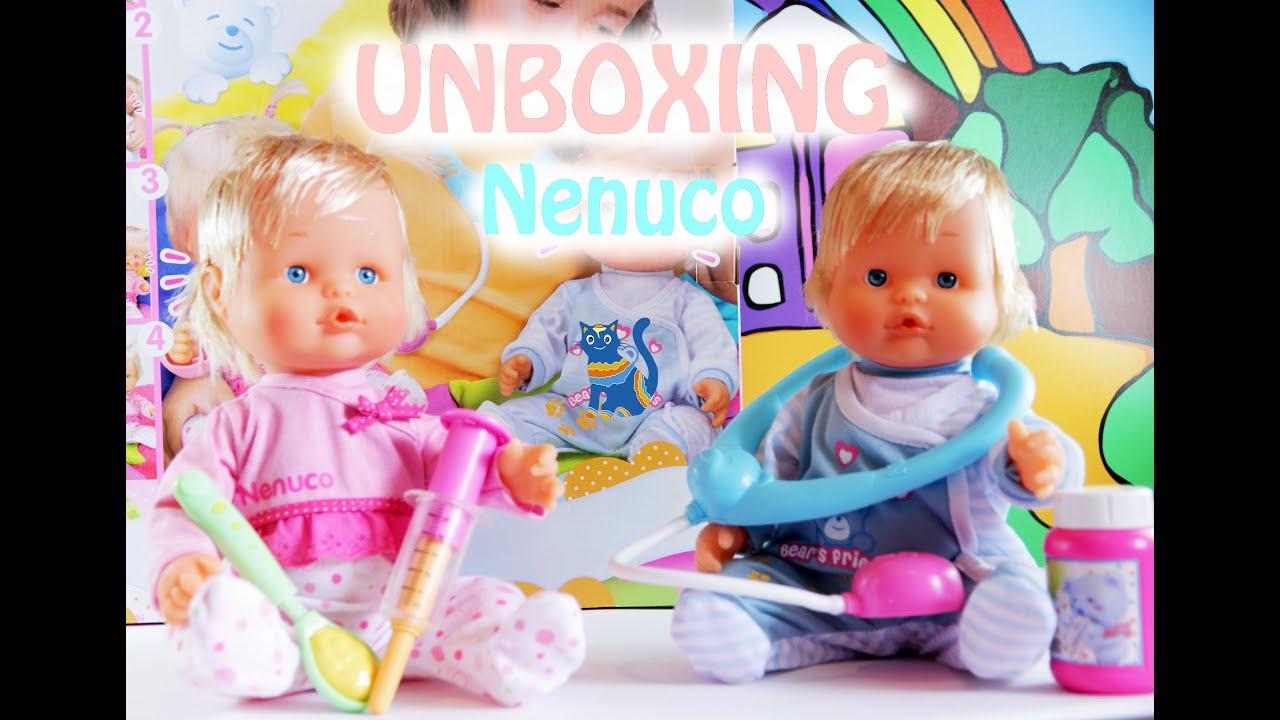 Nenuco gemelos interactivos en el m dico unboxing nenuco - Juegos de gemelos ...