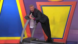 The Price Is Right - George Falls Off A Treadmill