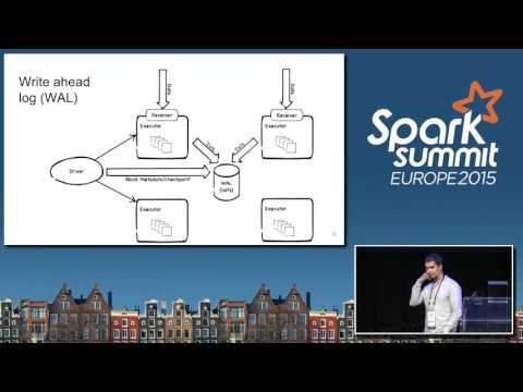 Leverage Mesos for Running Spark Streaming Production Jobs