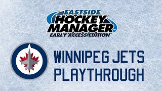 Eastside Hockey Manager: Early Access - Career Playthrough Part 6