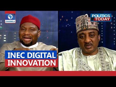 SDP's Gabam, YPP's Amakiri Laud INEC's New Bimodal Accreditation System | Politics Today