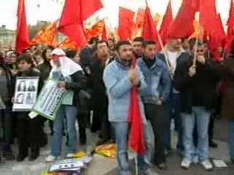 19 Aralık İstanbul mitingi