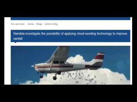 International Weather Wars - 26 November 2016 - North Dakota / New Zealand & more - Geo Engineering