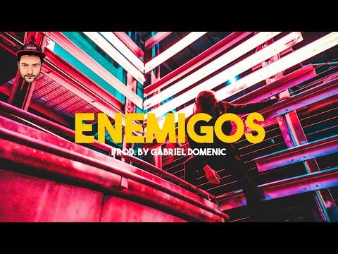 "Cosculluela Type Beat – ""Enemigos"" | Malianteo Type Beat | Reggaeton Instrumental 2020 | Vend"