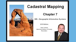 Ch 7 Cadastral Mapping - GIS