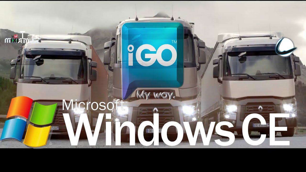 igo primo 2015 для windows ce 60 800x480 скачать