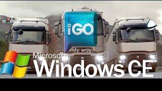 iGO 8.3.4 142975 WinCE,5,6. My Way Truck and Car,COPIA DE SD ORIGINAL REMASTERIZADA 2015 JJ Opcional