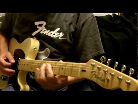 Suspicious Minds Intro (Dwight Yoakam Live) & Chord Lesson