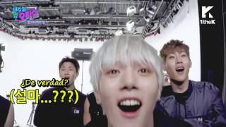 Video IDOL ARCADE - MONSTA X(몬스타엑스)  All in - SUB  ESPAÑOL download MP3, 3GP, MP4, WEBM, AVI, FLV November 2017