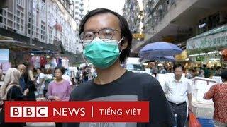 Tâm sự người Hong Kong: 'Tôi không thể nói tôi yêu Trung Quốc được nữa' - BBC News Tiếng Việt