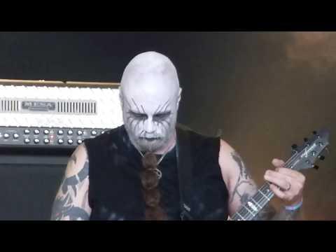 True Black Dawn live at Hellfest 2017