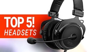 Video BESTE GAMING HEADSETS 2018!! - Die TOP 5 im Test download MP3, 3GP, MP4, WEBM, AVI, FLV Juli 2018
