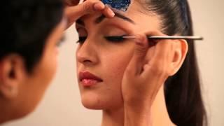 GLAMRS मेकअप  विडियो ट्यूटोरीयल - अब हिंदी  मे