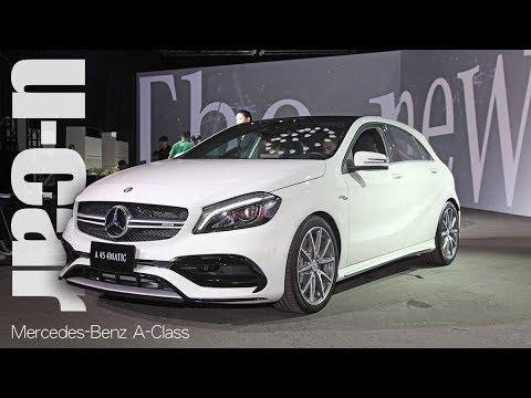 【U-CAR】Mercedes-Benz小改款A-Class國內正式發表