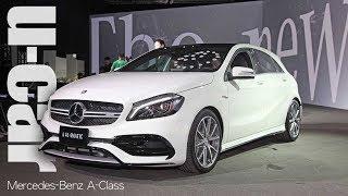 u car mercedes benz小改款a class國內正式發表