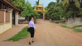[4K] ວຽງຈັນ - Walking in Vientiane, Laos