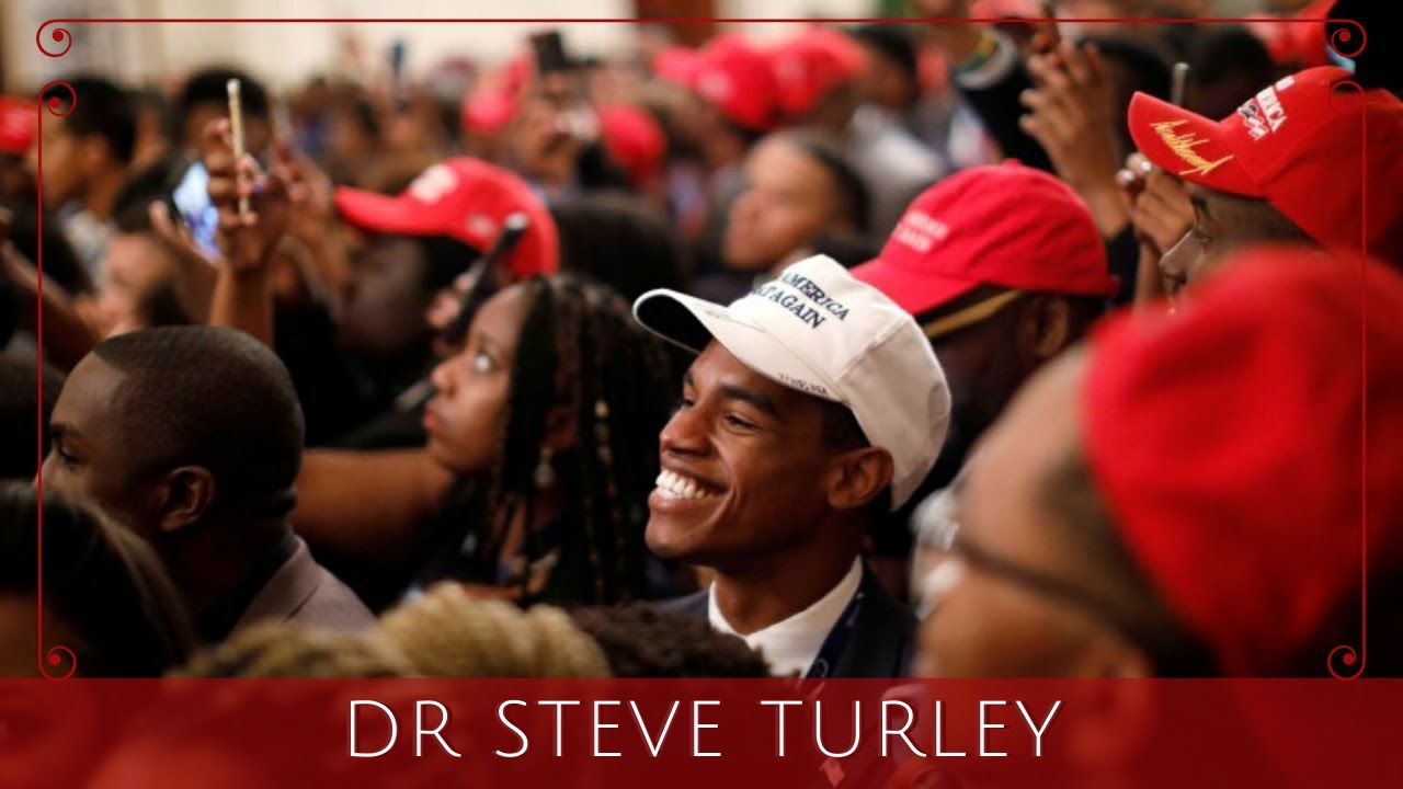 DEMOCRAT NIGHTMARE! BLACK SUPPORT FOR TRUMP SURGES TO OVER 40%!!!