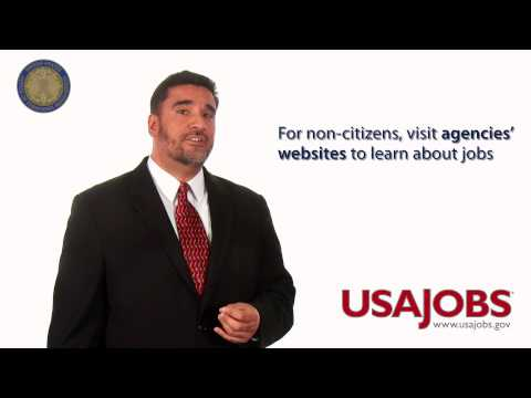 Do I Need to be a United States Citizen to Work for the Federal Government?