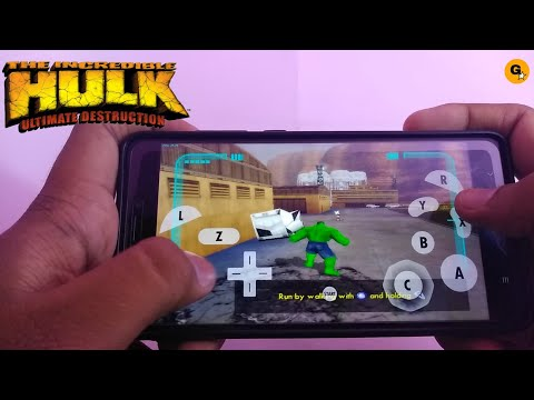 How To Download Incredible Hulk On Any Android || Hulk Android Game Download || 🔥 Incredible Hulk🔥