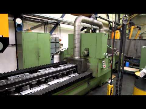 REFORM Further Grinding Machines