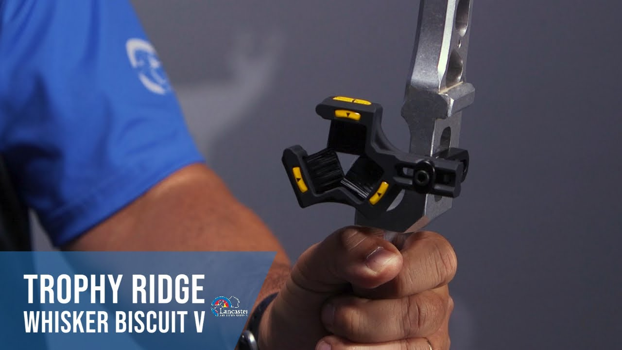 Trophy Ridge Whisker Biscuit V | LancasterArchery.com