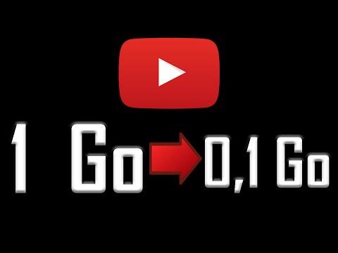 ♦ [TUTO] Rendre une vidéo 10X MOINS LOURDE avec la même QUALITÉ
