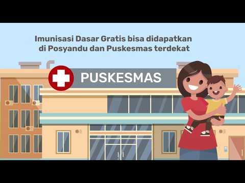 Anak Lebih Sehat dengan Imunisasi Dasar