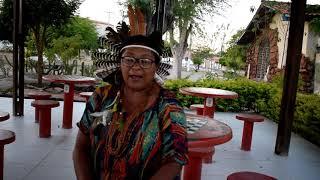 OPARATV Entrevista Antônia Tuxá