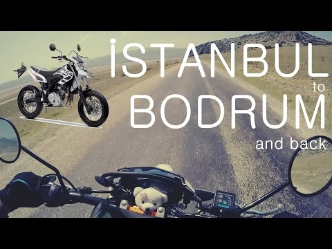 İSTANBUL to BODRUM and back