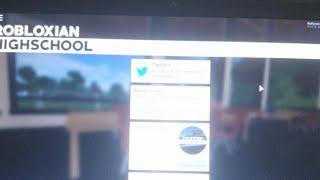 Roblox High School Live