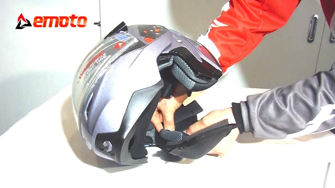 Обзор шлема Schuberth С3 PRO Women от ПАРТНЕР-МОТО - YouTube