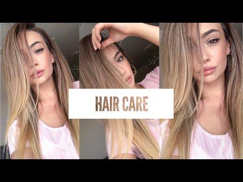 Yanan Saçlarımı Nasıl Kurtardım | Doğal Saç Bakımı Rutinim