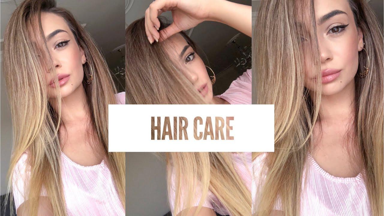 Tatil öncesi saç bakımı nasıl yapılır